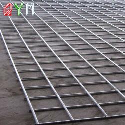 L'acier galvanisé recouvert de PVC noir Treillis soudés en acier inoxydable