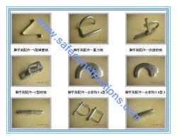 Safe-Verschluss auf Pin für Baugerüst