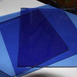 По конкурентоспособной цене 3мм-12мм Ocean Blue стекло цвет тонированное стекло плавающего режима