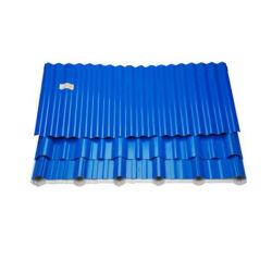 Vague de tuiles de couleur aluminium prépeint Feuille de toit de tuile de toit