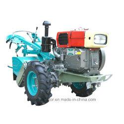 Gn (GongNong) type Gn-12L 12timon d'alimentation hautes performances HP / Deux Roues / Marche du Tracteur Tracteur Tracteur / Main / mini tracteur