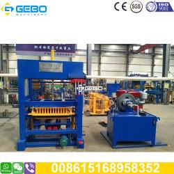 Het Bedekken van de diesel Machine Qt4-30 van de Baksteen het Maken van de Baksteen de Machine van de Betonmolen van de Machine