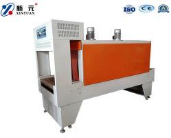 PEのフィルムのためのXinyuanの熱の収縮のオーブンの覆いのトンネル機械