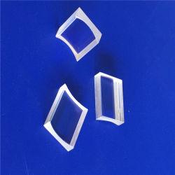 Optica van het Ontwerp van de Lens van Plano van het Glas van het kwarts de Optische Concave Cilindrische