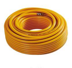 주황색 노란색 검은색 플렉스 플라스틱 PVC 스프레이 호스 파이프(고정 방지