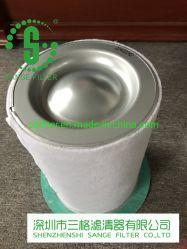 Compresseur à air de haute qualité cartouche de filtre séparateur d'huile 22402242