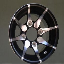 10X8インチATVの車輪UTVの車輪の合金の車輪の縁