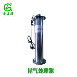 Sistema de Escape de ozono / Dispositivo de destruição do ozono / destruidor de ozono