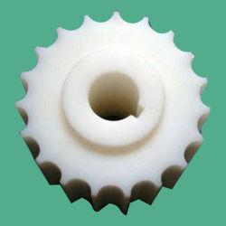 Hohe Präzision Soemkundenspezifisches CNC-Nylon-maschinell bearbeitenmaschinen-Teile
