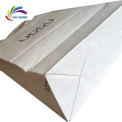 Цвет крафт-бумаги подарочный пакет с витой ручкой
