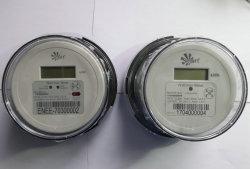 ANSI de Enige Fase van de Meter of de Ronde Meter In twee fasen of In drie stadia van het Wattuur van de Meter van KWu van de Energie van het Type van Contactdoos