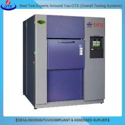 Calefacción y refrigeración rápida instrumento de prueba de choque de temperatura