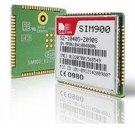 Vierling-Band 850/900/1800/1900MHz GSM GPRS van Simcom SIM900 Module de van uitstekende kwaliteit