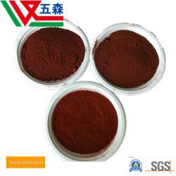 Oxyde de fer ultrafines Cuir de peinture en plastique rouge H 110H 130