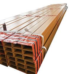 通常の構造サポートのためのQ345 ERWの正方形の鋼鉄管
