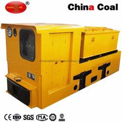 Fabricante 2,5 t eléctrico accionado por batería de la locomotora minera