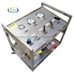 Betrouwbaar en Goed Hydrostatisch het Testen van de Weerstand van het Water van de Druk van de Apparatuur van de Test Meetapparaat