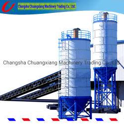 Mini Mobile Usine de traitement par lots de mélange de béton de ciment de la Machinerie de traitement par lots Hzs50