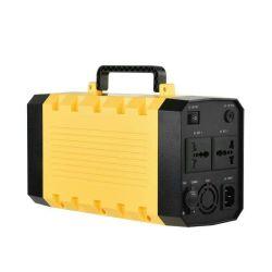 Il sistema di batteria mobile solare del litio di illuminazione di potere dell'UPS di CC di CA può essere usato per potere dell'automobile