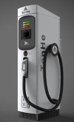 120kw CCS/Chademo/Gbt Geïntegreerdee gelijkstroom Lader