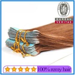20 pouces Muti dégradé de couleur La couleur des cheveux brésiliens cheveux vierges Remy Hair Extensions de cheveux de bande