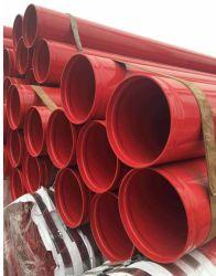 ASTM A795 galvanisierte Rohr mit dem Rohr der Nut-End/ERW/galvanisiertem Stahlrohr, die in der Feuerkontrolle verwendet wurden