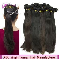 Необработанные Virgin один из доноров человеческого волоса из молодых леди