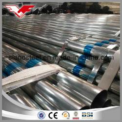 Tuyau en acier galvanisé pré/prix/tube en acier galvanisé de tuyaux en acier galvanisé ASTM A500 Gr. Un/Gr. B Fabricant de tuyaux en provenance de Chine