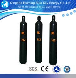 preço de fábrica 99,99% N2 preço do gás nitrogênio líquido
