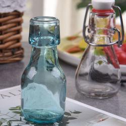 Переверните Корк установить фитинг стеклянная бутылка для напитков