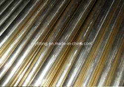 Buis de van uitstekende kwaliteit van het Messing van het Aluminium C68700 ASTM B111/JIS H3300/BS En12451 voor de Voering van de Pomp van de Oliebron, Distillateur, het hitte-Ruilmiddel van de Mariene, KernMacht, Water Desal