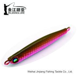 Lf148 4高密度金属マイクロ釣魅惑の金属のジグ