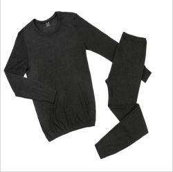 O melhor preço personalizado a transferência modal/Spandex Mens quente roupa térmica