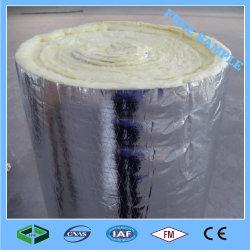 Rouleau de feutre laine de verre à haute température grille avec des prix de laine de verre