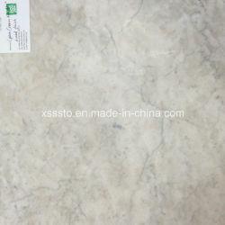 Mattonelle di pavimentazione di marmo crema di prezzi di fabbrica ciano