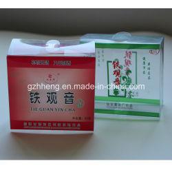 OEM 컬러풀한 폴딩 인쇄 플라스틱 포장 상자(티 포장 상자)