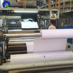 Digital-Drucken entfernbares Belüftung-weißes selbstklebendes Vinyl für Eco-Lösungsmittel Tinte