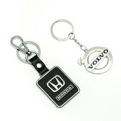 Factory Direct Sale Aangepast Dubai Code Metal Sleutelhanger / Sleutelhanger