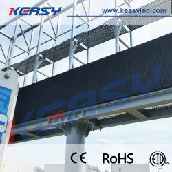 Светодиодный экран шоссе гигантские рекламы крупноформатного дисплея
