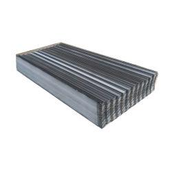 Produits en acier galvanisé toit en acier ondulé en alliage de zinc Le zinc feuille feuille de métal de toiture