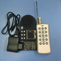 Matériau ABS oiseau chasse Lecteur MP3 avec chargeur USB