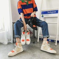 Novo Estilo de moda topo homens Sapatas Casual calçado