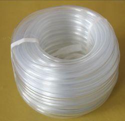 خرطوم شفاف شفاف شفاف وواضح مصنوع من البلاستيك الشفاف PVC مرن في الصين