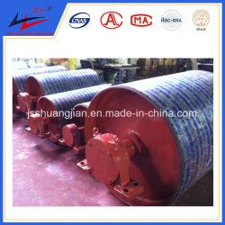 Estremità Pulley Tail Pulley per Belt Conveyor