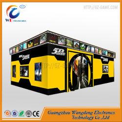 Grote Mobiele 5D Bioskoop en Dynamisch Theater voor Verkoop