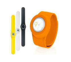 Diseño OEM para la promoción Deportes Slap Watch