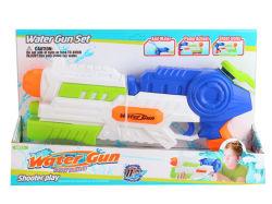 Pistola de água de pistola de água no Verão de plástico brinquedos (H6355011)
