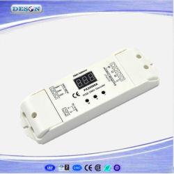 6A*3 LED de tensão constante de canal de descodificador DMX