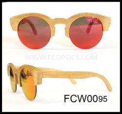 Hoogwaardig Bamboo Eyeglasses-Frame