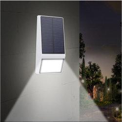 Mur de LED de lumière solaire lampe de jardin en plein air